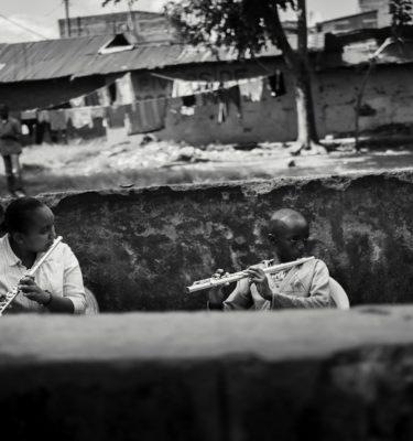 Peacetones - Flute Lesson