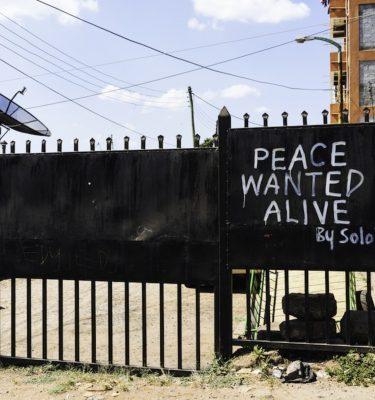 Peacetones - Graffiti Activism